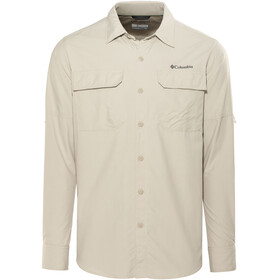 Columbia Silver Ridge II Long Sleeve Shirt Men fossil